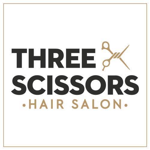 THREE SCISSORS HAIR SALON