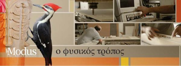 Ξύλο: Μελέτη & Κατασκευή