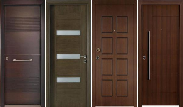 Πόρτες Ασφαλείας σε διάφορα σχέδια & χρώματα