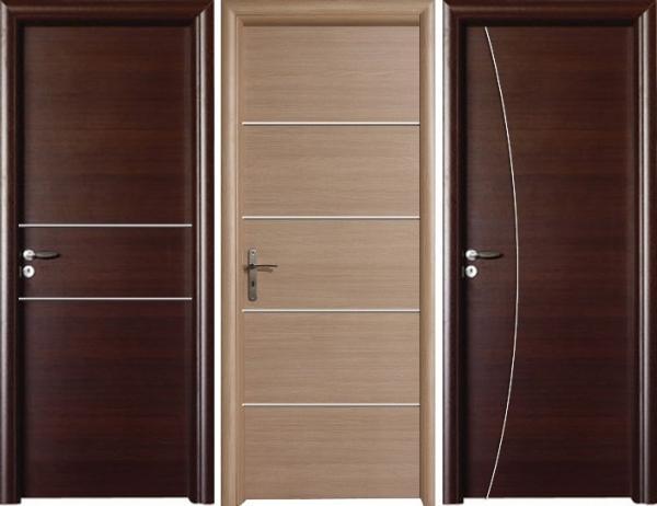 Πόρτες Laminate σε διάφορα σχέδια & χρώματα