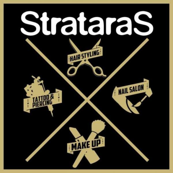 StrataraS - Hair Styling - Nail Salon - Make Up - Tattoo - Piercing