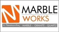 Marble Works Παπαλεωνίδας  -  Δημιουργίες σε Μάρμαρο & Γρανίτη