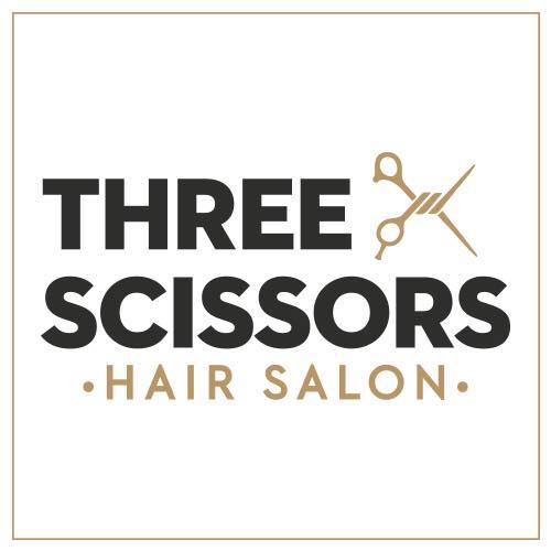 THREE SCISSORS HAIR SALON
