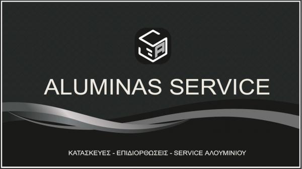 ALUMINAS SERVICE