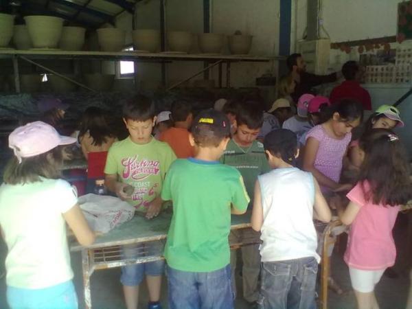 Ο χώρος μας είναι ανοιχτός και επισκέψιμος για Εκδρομές Σχολείων, ή άλλων Ομάδων.